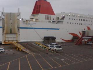 船旅の注意点